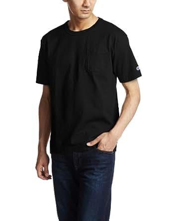 (チャンピオン)Champion T1011 US Tシャツ MADE IN USA C5-B303 090 ブラック L