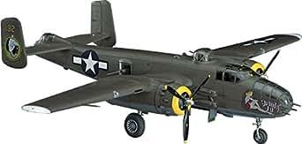 ハセガワ 1/72 アメリカ陸軍 B-25J ミッチェル プラモデル E16