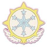 バンダイ カードキャプターさくら クリアカード編 ダイカットワイヤレスチャージャー 夢の杖 BCCS-09A