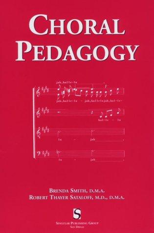 Download Choral Pedagogy 0769300510