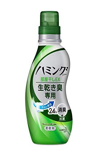 ハミング Fine(ファイン) 柔軟剤 DEOEX フレッシュサボンの香り 本体 540ml