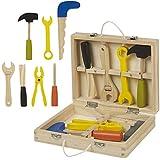 URBNおもちゃ8個木製ミニツールボックス