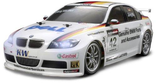 タミヤ[TAMIYA] 【 組立キット】 1/10電動RCカーシリーズNo.385 BMW 320si WTCC 2006 Team Germany (TT-01シャーシ)