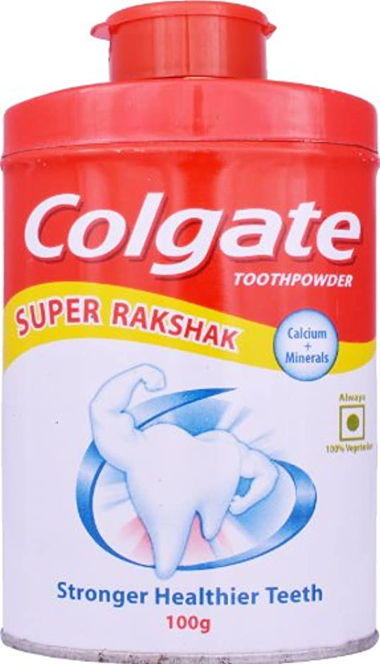 パンダブラウス乏しいColgate Tooth Powder 100g tooth powder by Colgate by Colgate [並行輸入品]