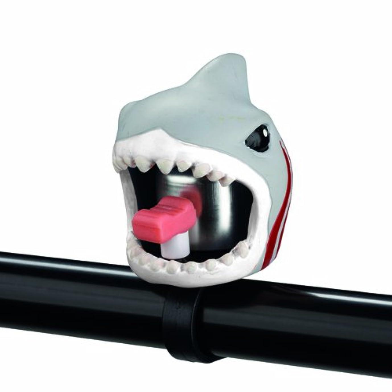 勉強する月曜生活Abus Crazy Safety Sonnette Requin Gris