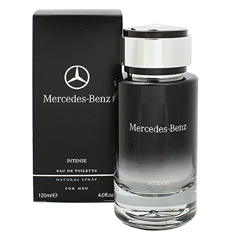 かもしれない操縦する廃止するMercedes-Benz Intense (メルセデス ベンツ インテンス) 4.0 oz (120ml) EDT Spray for Men
