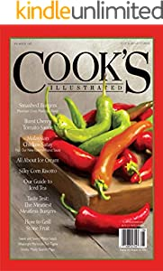Cooks Illustrated - Recipes and Techniques (English Edition)