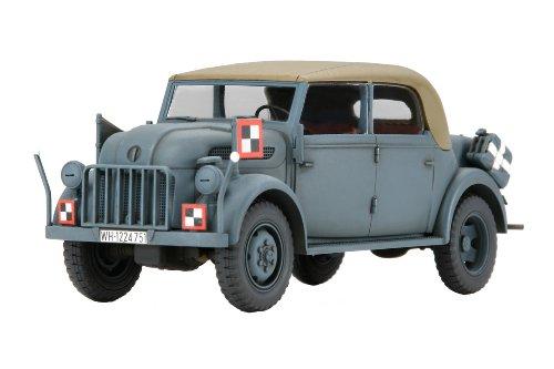 1/48 MMコレクション No.40  1/48 ドイツ大型軍用指揮官車 コマンドワーゲン 完成品 26540