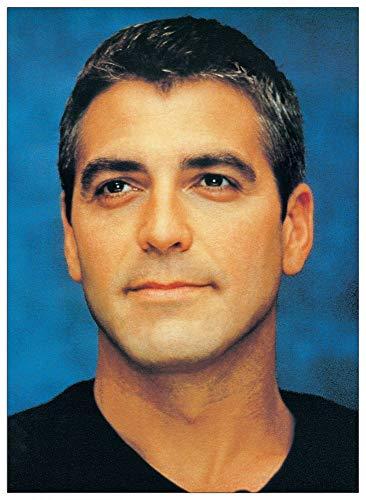 Artopweb絵画 George Clooney 装飾パネル, マルチカラー, サイズ: 57x80 Cm
