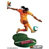 FT Champs - Barcelona: 12 Inch Deluxe Figure - ロナウジーニョ (2006-2007 Season / Away)