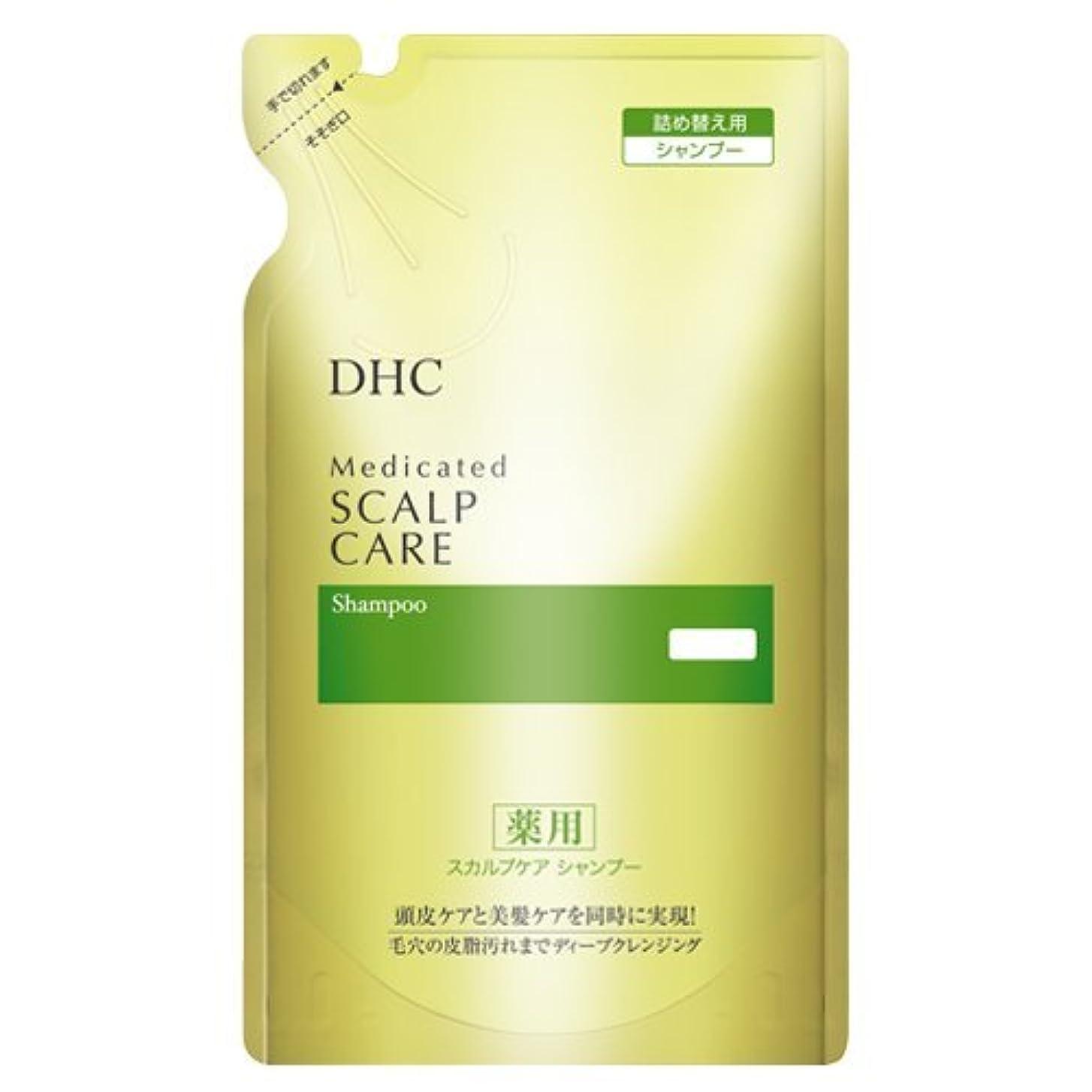 こんにちはソケットタンパク質【医薬部外品】DHC薬用スカルプケア シャンプー 詰め替え用