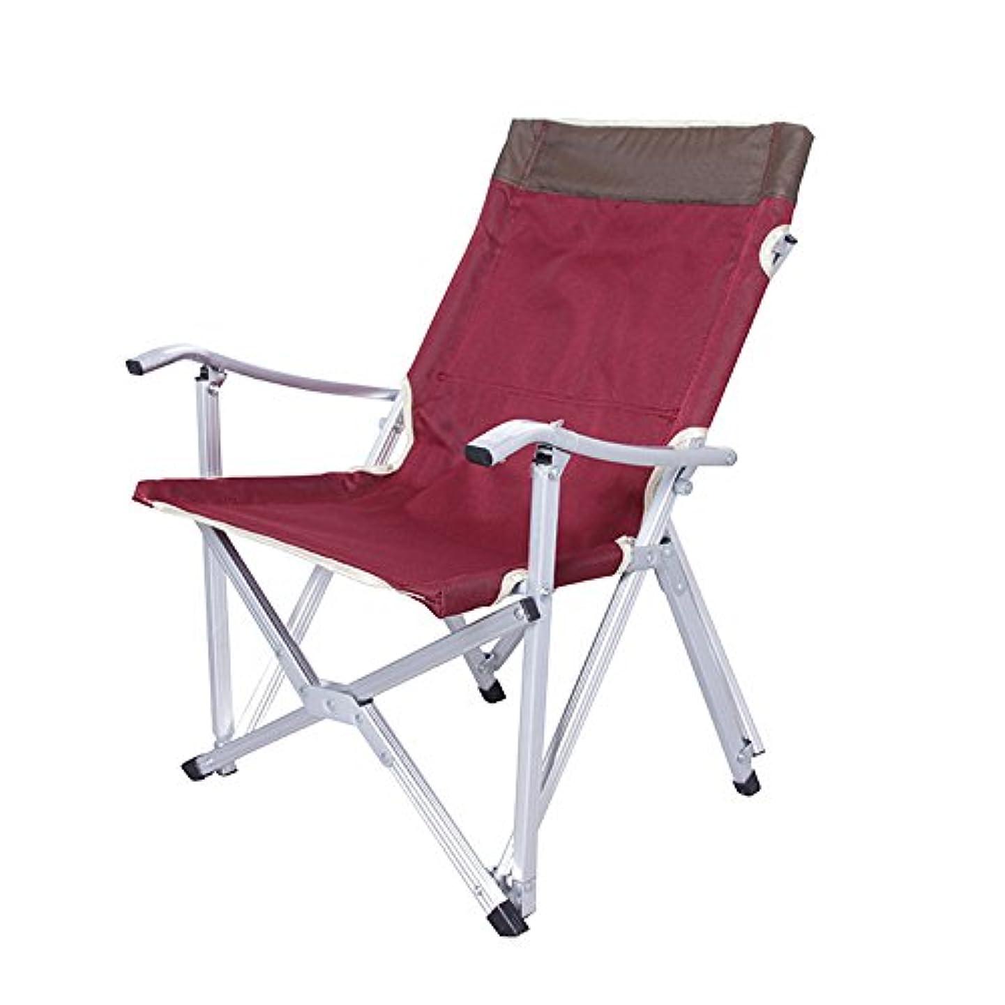 通常シャンパン撤回するオックスフォード布折りたたみビーチチェアチェア小川超軽量アルミ合金釣り椅子泳ぐキャンプチェア車、折りたたみデザイン アウトドア キャンプ用