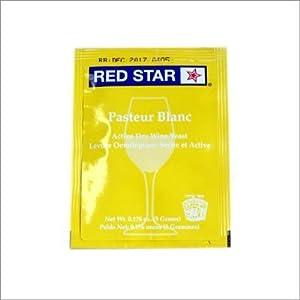 Red Star Pasteur Champagne (Blanc) シャンペンイースト 5g