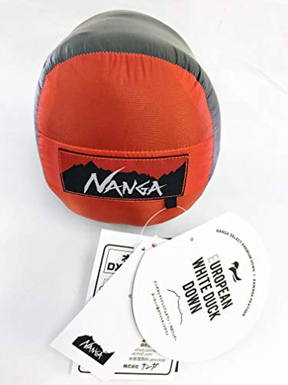 コミット不従順思われるナンガ (NANGA) オーロラlight (オーロラライト) 450DX レギュラー RED + IDホイッスルキィリンク付 日本製