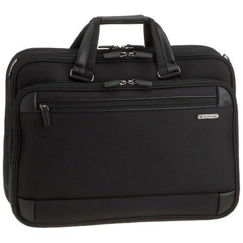 [ワールドトラベラー] World Traveler ビジネスバック 23225 01 (ブラック)