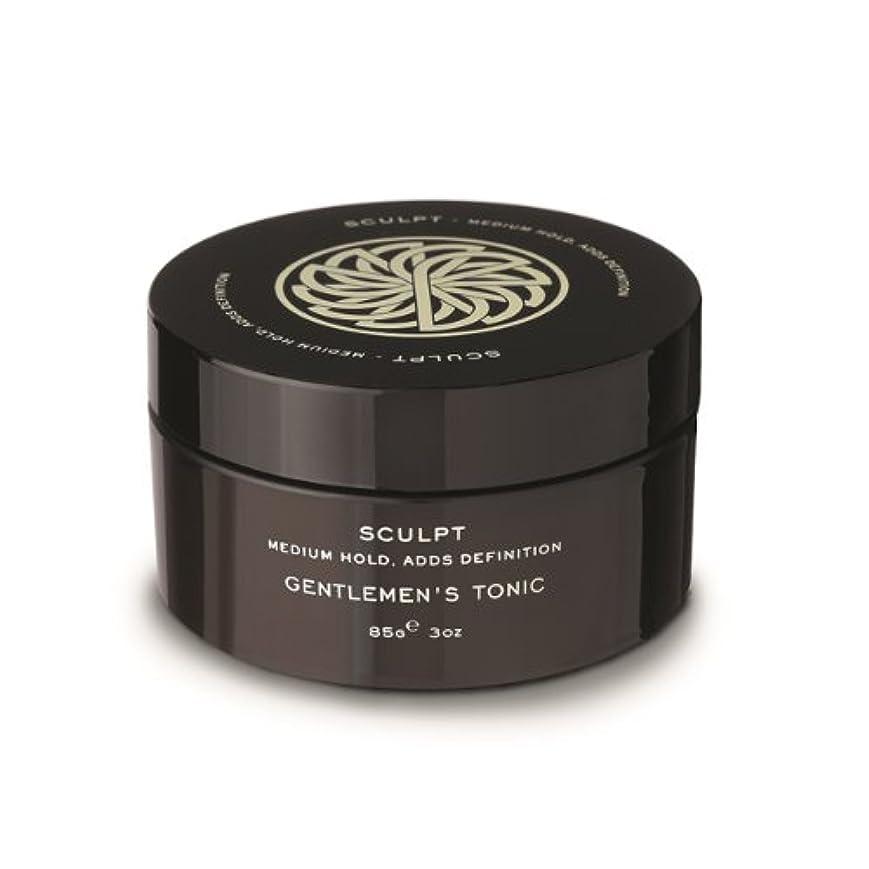 乳剤選ぶ減らすGentlemen's Tonic ジェントルマンズトニック Sculpt: Hair Styling (スカルプトWAX ミディアムホールド)