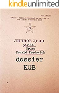 Bolton book on Trump and Moscow dossier KGB (English Edition)