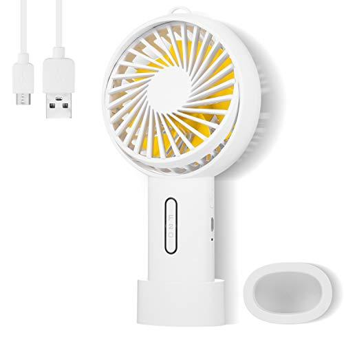 TREKOO usb扇風機 ミニ扇風機 卓上扇風機 手持ち式...