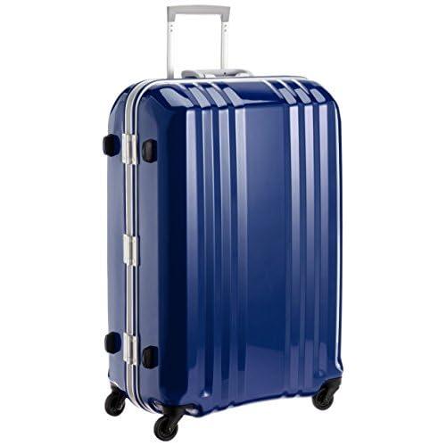 [エー・エル・アイ] A.L.I スーツケース デカかる2 /72cm 78L 4.8Kg シリアルナンバー管理 TSAロック付 MM-5588 NV (ネイビー)