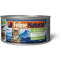 フィーラインナチュラル キャットフード プレミアム缶 チキン&ラム (ケース販売)