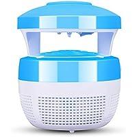 光触媒蚊キラーUSB無音放射線なしケミカルフリー屋外家族旅行妊娠中の女性の赤ちゃんが利用可能,Blue