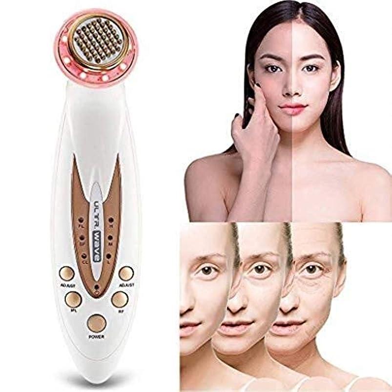 守銭奴実施する基本的な顔の美容マッサージ器、ポータブルアンチエイジング肌の若返りデバイス、しわ/アンチエイジング/ファーミングスキン