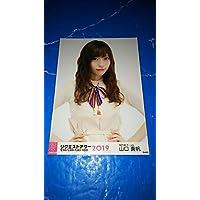 【生写真】料82硬質 NGT48 山口真帆 AKB48Gr リクエストアワー 2019 会場 生写真 TDC tk1901
