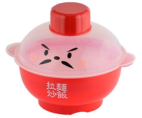 パール金属 『チン!さん』ラーメン炒飯電子レンジ容器 C-8551