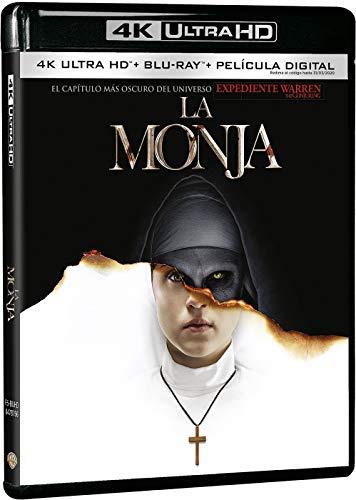 死霊館のシスター [4K UHD+Blu-ray リージョンフリー ※ブルーレイのみ日本語有り](輸入版)