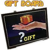 4Dギフトボードトリック / 4D Gift Board Trick-- ステージマジック / Stage Magic /マジックトリック/魔法; 奇術; 魔力