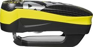 ABUS(アブス) Detecto 7000 RS1 (Detecto 7000 RS1 pixel yellow) 10mm BLACK/YELLOW