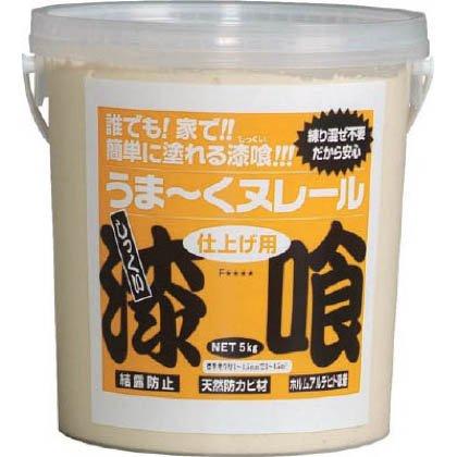 RoomClip商品情報 - 日本プラスター うま~くヌレール 5kg クリーム色 12UN02 (クリームイロ)
