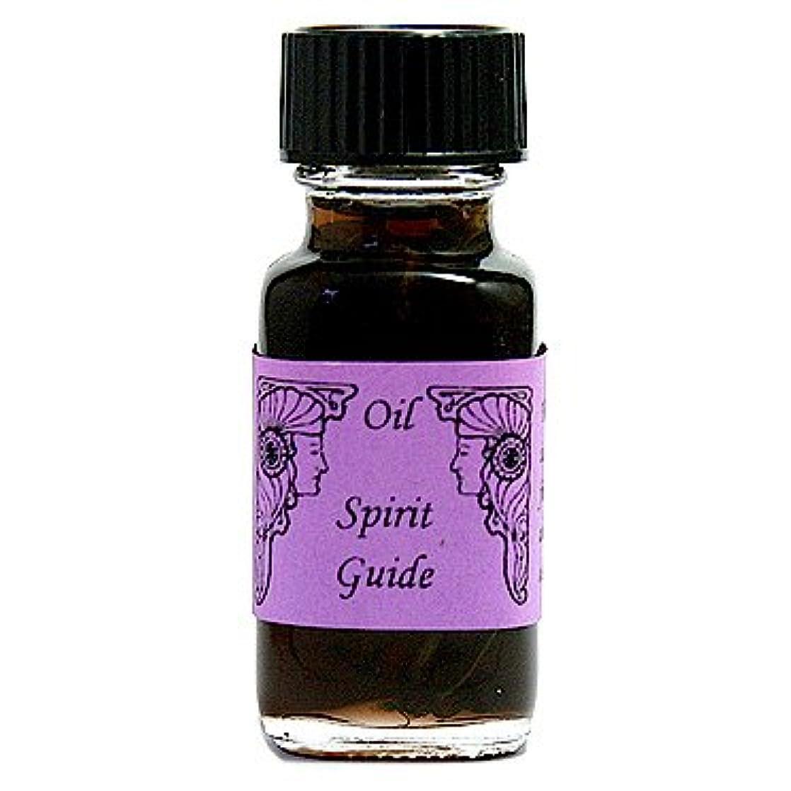 回転させる目的痛いアンシェントメモリーオイル スピリットガイド (魂) 15ml (Ancient Memory Oils)