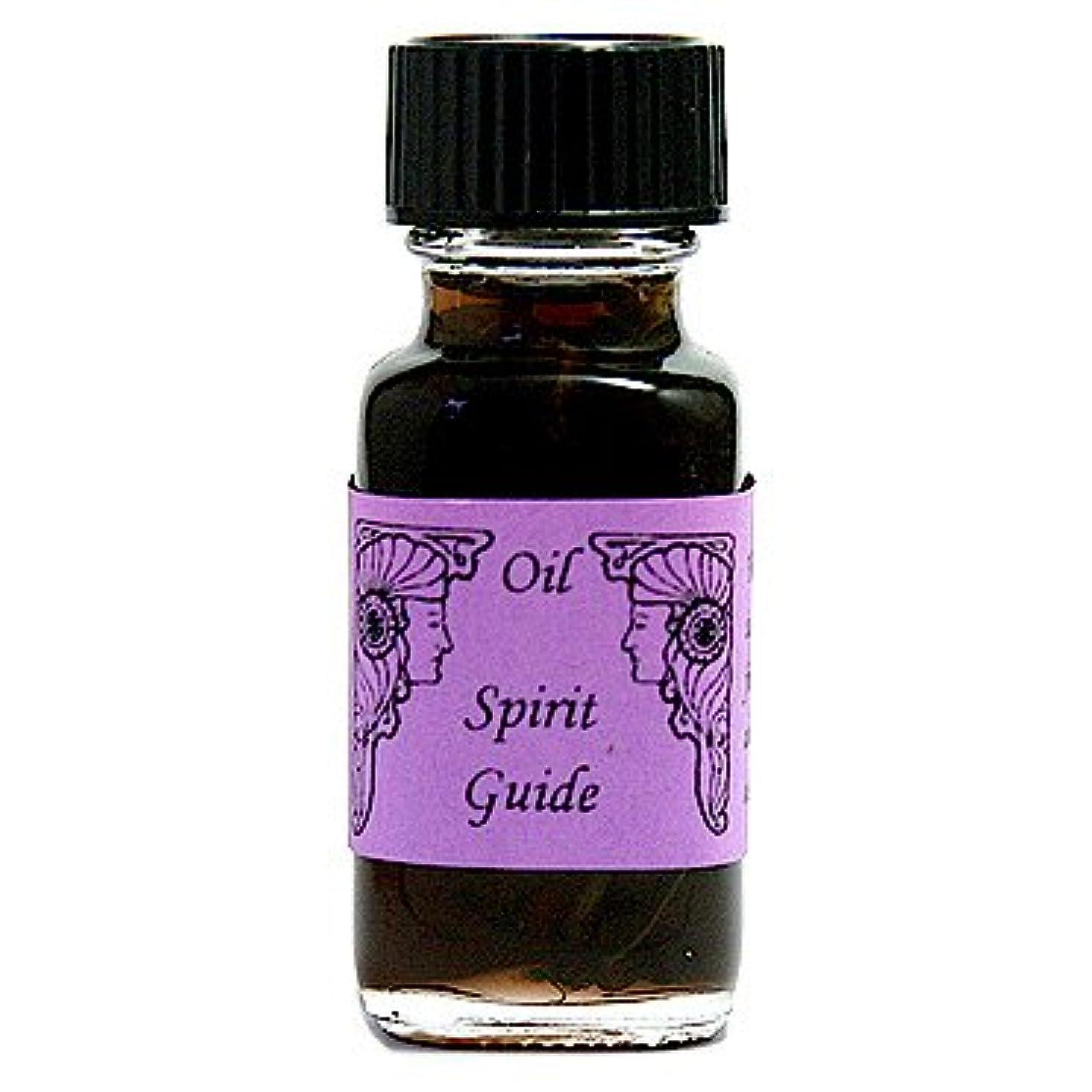 気味の悪いつかの間提案するアンシェントメモリーオイル スピリットガイド (魂) 15ml (Ancient Memory Oils)