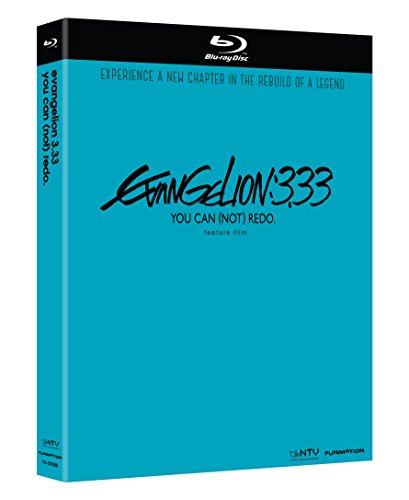ヱヴァンゲリヲン新劇場版:Q EVANGELION:3.33 YOU CAN (NOT) REDO