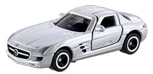 トミカ №091 メルセデスベンツ SLS AMG (箱)