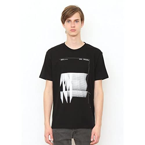 (グラニフ)graniph ベーシックTシャツ / ヘルムートシュミットvol001 ( ヘルムートシュミット ) ( ブラック ) L