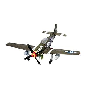 ウイングキットコレクション VS1 02A:P-51D ムスタング 米陸軍航空隊 第363戦闘飛行隊 (アンダーソン大尉 乗機) エフトイズコンフェクト 1/144