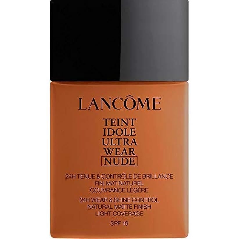 [Lanc?me ] アンブレ - ランコムTeintのIdoleは、超ヌード基礎Spf19の40ミリリットル12を着用します - Lancome Teint Idole Ultra Wear Nude Foundation...
