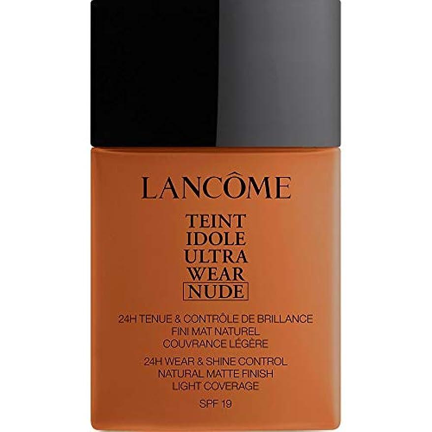 農学配る適応する[Lanc?me ] アンブレ - ランコムTeintのIdoleは、超ヌード基礎Spf19の40ミリリットル12を着用します - Lancome Teint Idole Ultra Wear Nude Foundation...