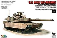 ティーモデル 1/72 M1A2 SEP エイブラムス TUSK 1 w/M153 CROWS2 プラモデル TMOTK7310