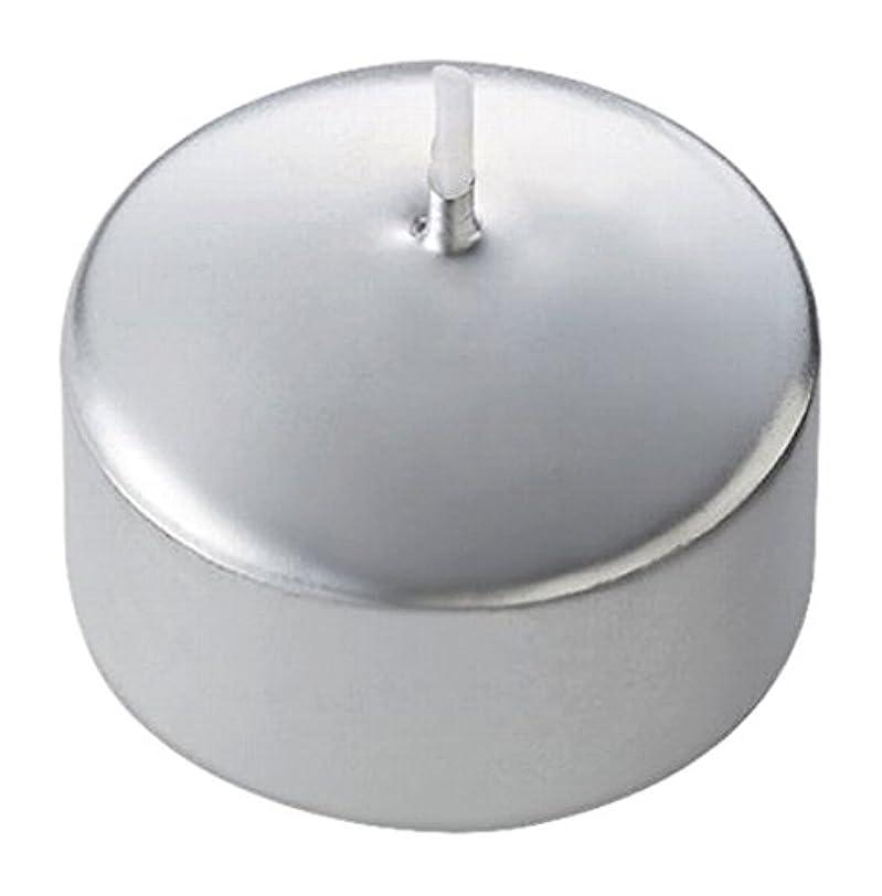 持つ主要なマングルキャンドル ハッピープール(カラーアトリエ) 「 シルバー 」 24個入り 72800100SI