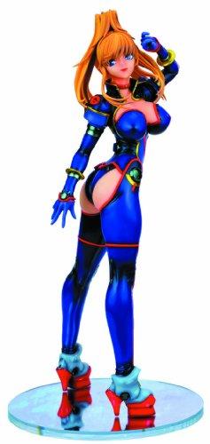 Venus 超重神グラヴィオンZwei ミヅキ・立花 Vスーツ (PVC塗装済み完成品)