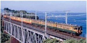 Nゲージ A5370 国鉄159系 湘南色 8両セット