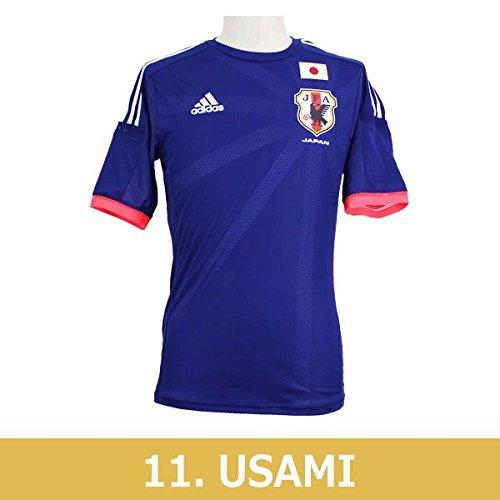 日本代表 2014 ホーム オーセンティック半袖ユニフォーム 11・・・