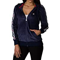 Fila Women's Maureen Velour Jacket