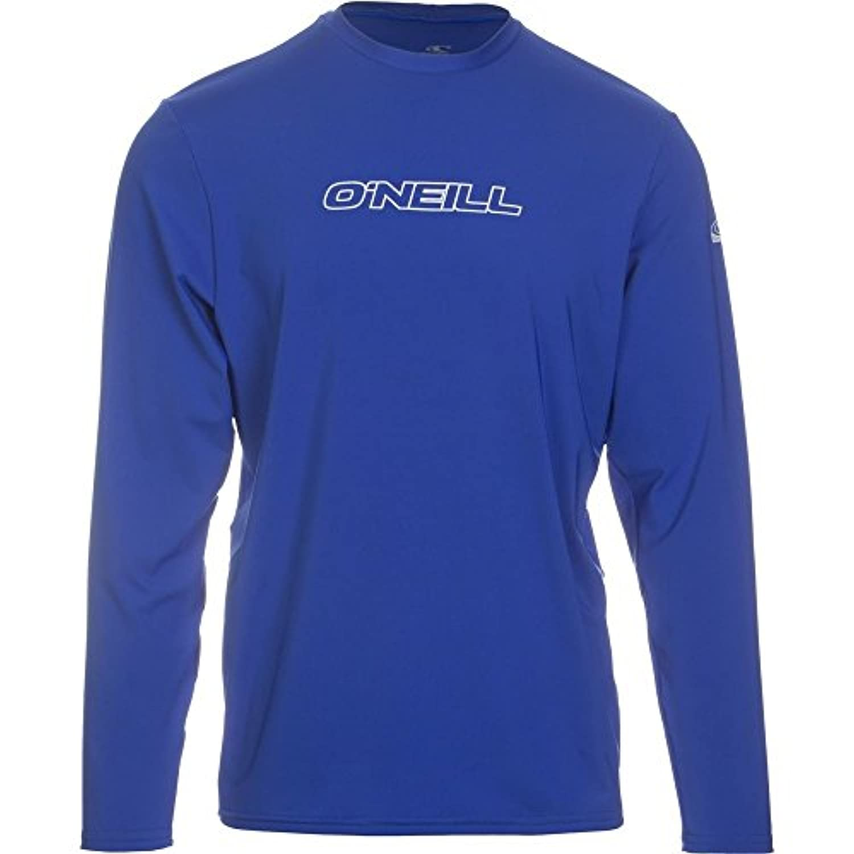 (オニール) O'Neill メンズ 水着?ビーチウェア ラッシュガード Basic Skins Rash T - Shirts [並行輸入品]
