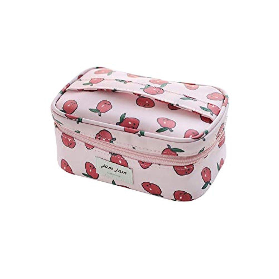 故国流教会[LIVEWORK] JAM JAM makeup pouch (camellia flower) ジェムジェムメイクポーチ(カメリアフラワー) ブラッシュ メイクアップ ポーチ ピンク