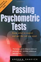 Passing Sychometric Tests (How to)