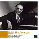 ブラームス:ピアノ協奏曲第2番 / ベートーヴェン エロイカ変奏曲
